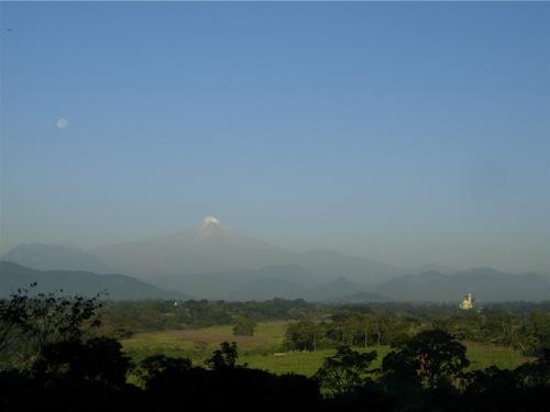 pico de orizaba. Pico de Orizaba and Amatlán